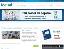 Tablet Preview of feansal.es